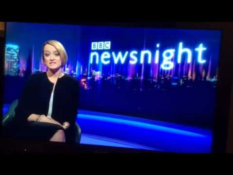 Bleeping Newsnight