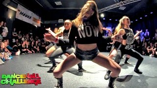 CatClan Step Black | Dancehall Challenge 2015