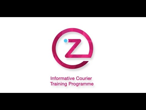 Zap Delivery Courier Training Programme