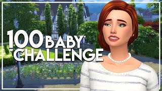 PREGNANT?! // The Sims 4: 100 Baby Challenge #23