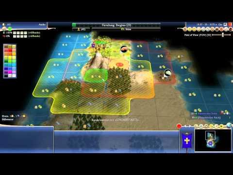 Let's Play Civilization 4 #01 (Beyond the Sword | Frankreich | Schwer): Ein beschissener Start