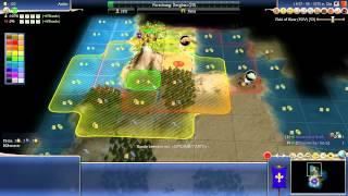 Let's Play Civilization 4 #01 (Beyond the Sword   Frankreich   Schwer): Ein beschissener Start
