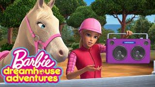 Trey is For Horses   Barbie Dreamhouse Adventures   Barbie