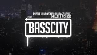 Skrillex & Rick Ross - Purple Lamborghini (Pillface Remix)