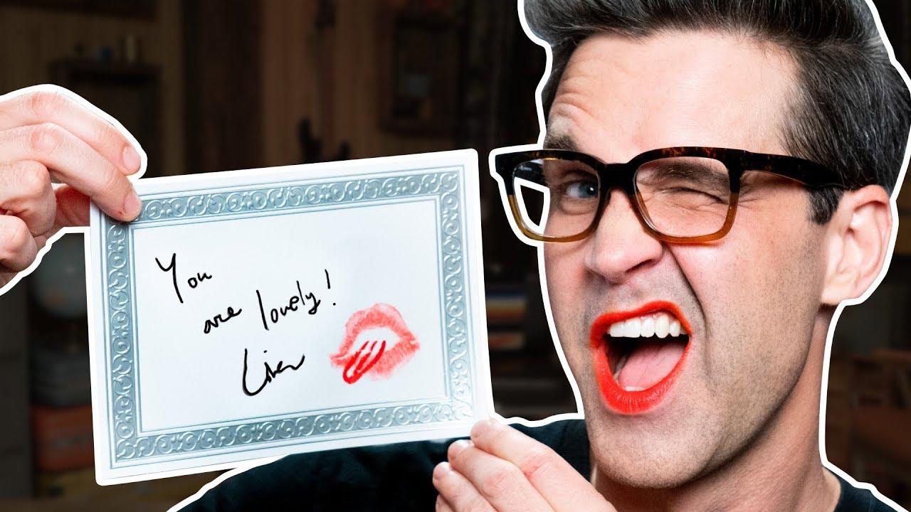 Win A Rhett & Link Kiss
