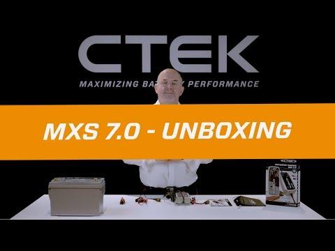 tutorials---ctek-mxs-7.0---unboxing