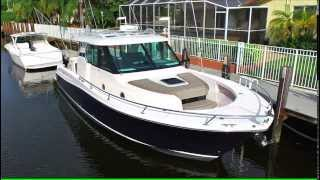 Tiara Q44 adventure yacht 2015 2016