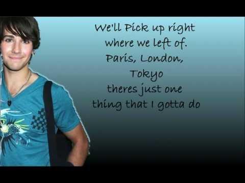 Worldwide- Big Time Rush Lyrics Video