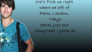Worldwide- Big Time Rush Lyrics Video