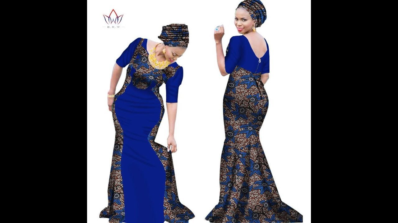466029d7b82 Top 80+ Modern African Dresses  2018 Best collection of Long African Dresses  For Cute Ladies