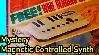 The Magnetone magnetic synth? - Everyday Electronics May 76