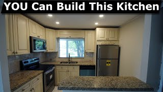 Kitchen Remodel Ideas | How to Renovate Your Kitchen DIY