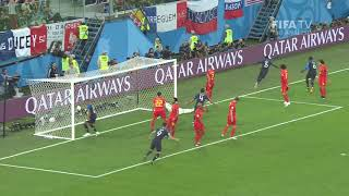 Set Play Analysis - Corner Goals Clip 2 - FIFA World Cup™ Russia 2018