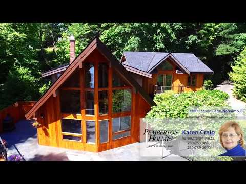 Waterfront Home For Sale - 1380 Leeson Lane, Nanaimo, BC