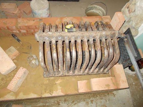 Змеевик в печь для отопления