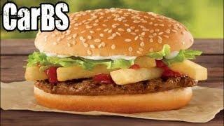 CarBS - Burger King French Fry Burger