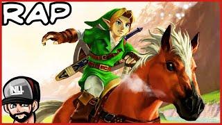 Repeat youtube video Epic Zelda Dubstep Rap | Gerudo Valley | Ephixa ft. NLJ