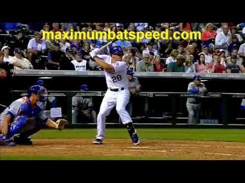 Nolan Arenado-A Must C Swing To Improve Your Power
