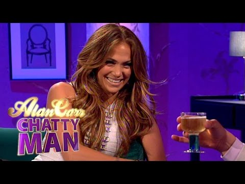 Jennifer Lopez - Full Interview on Alan Carr: Chatty Man