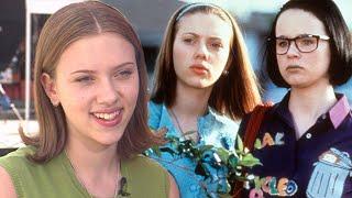GHOST WORLD Flashback: Scarlett Johansson Talks Being a Teenager