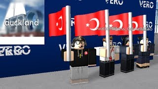VERO RACE | Turkish Airlines VS Allegiant Air | ROBLOX