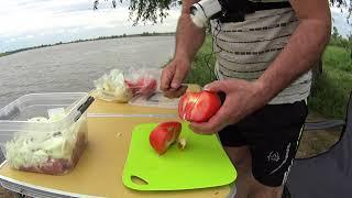 Первый выезд на летнюю рыбалку часть 1