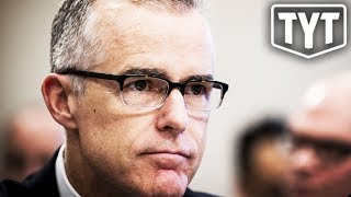 REVEALED: Andrew McCabe's Trump Intentions