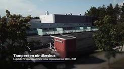 Lujatalo toteutti Tampereen uintikeskuksen täyssaneerauksen