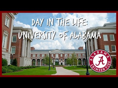 Day in the Life at College | University of Alabama