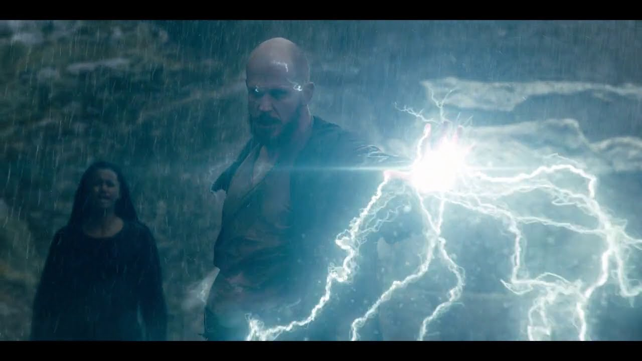 Cursed Finale | Merlin's Powers Returned - Merlin Wielded The Sword of  Power Again | Epic Scene - YouTube