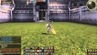 Lineage 2  Antivist Doombringer olympiad game. PVP-CLUB
