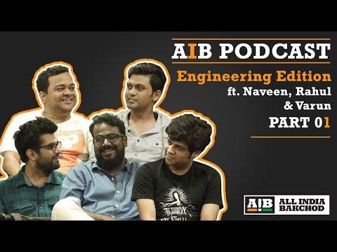 AIB Podcast: Honest Engineers (Part 01)