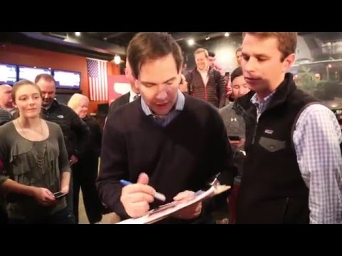 TheBlaze Campaign Dairies: Day 1: This is Iowa, Meet Marco Rubio