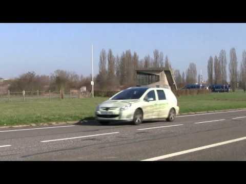 2012-Autonomous driving ABV project IFSTTAR LIVIC