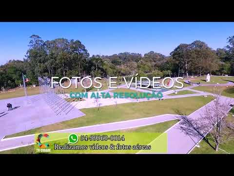 TV Cidade também realiza vídeos e fotos aéreas