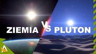 Jak wygląda Słońce na innych planetach? - Space Engine
