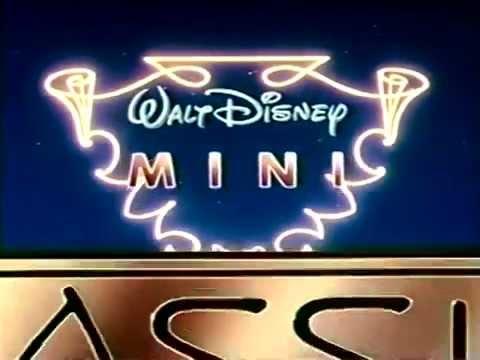 walt disney mini classics intro and closings 1988 1993 youtube rh youtube com Walt Disney Mini Classics VHS Box Set Walt Disney Mini Classics Commercial