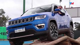 Jeep Compass Limited 2017 - Test - Matías Antico - TN Autos
