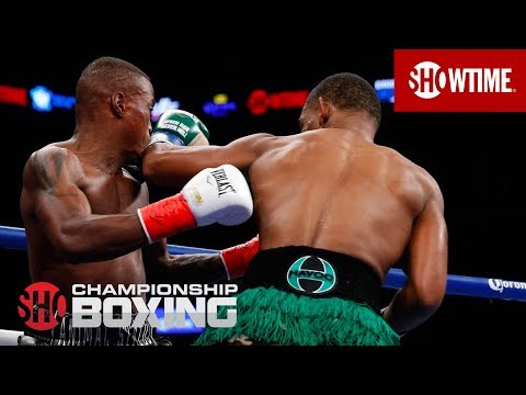 Jacobs vs. Quillin | 360 Virtual Reality | SHOWTIME BOXING