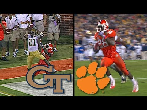 Clemson vs. Georgia Tech: All-time series history, scores, notable games
