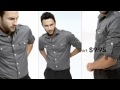 H&M Fall 2010 TV Commercial (Men's Shirt)