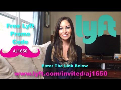 $50 Lyft Promo Code 2018 - Watch For FREE Lyft Credit Code