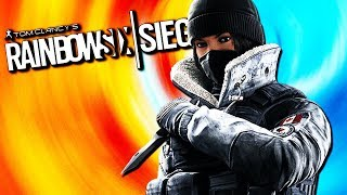 TEAM RUSH!! - Rainbow Six Siege FUNNY MOMENTS with The Crew! #6