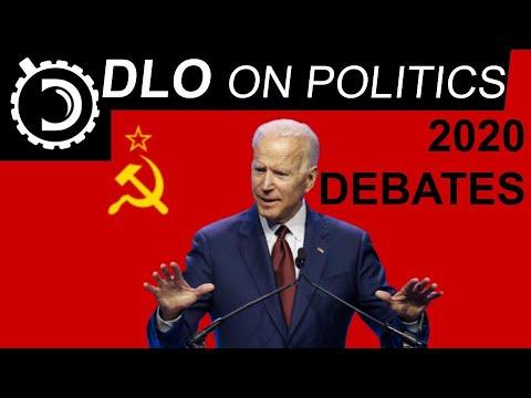 DLO on Politics: Presidential Debates 2020