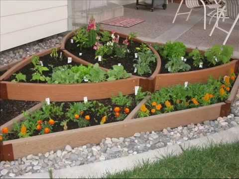 Vegetable garden designs for small yards i vegetable for Small vegetable garden designs