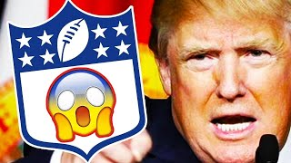 LEAKED: NFL Owners Are Terrified Of Trump