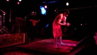 """Yellowman performing """"Yellow Like Cheese"""""""