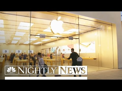 Is Apple Developing Unhackable iPhone Technology? | NBC Nightly News