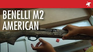 Benelli M2 Field American Unboxing