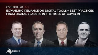 Expanding reliance on digital tools – best practices from digital leaders   #CSGlobal20   s06e29